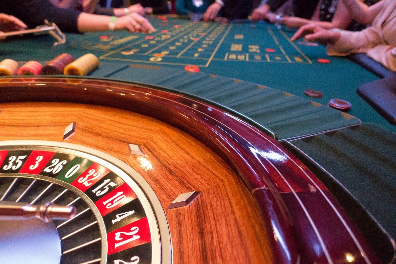 Un peu de live pour le jeu de la roulette